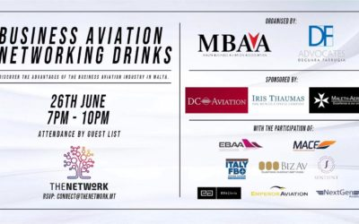 Business Aviation Networking Event