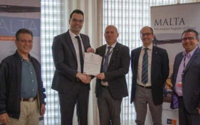 Transport Malta certifies AirX for aircraft maintenance